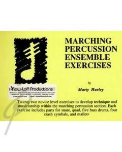 Marching Perc Ense. Exercises Advanced