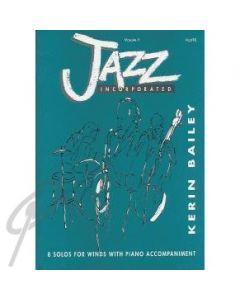 Jazz Incorporated Book 1 (Trombone)