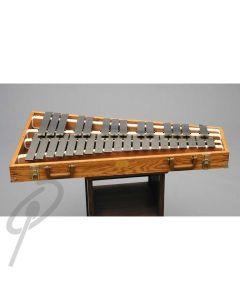 Fall Creek Glockenspiel F-d w/oak case
