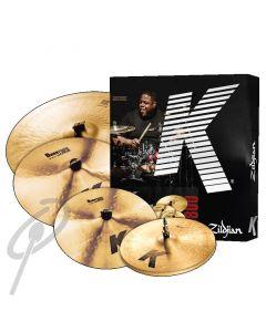 Zildjian K Series Box Set 14/16/20+18