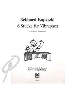 6 Easy Pieces for Vibraphone
