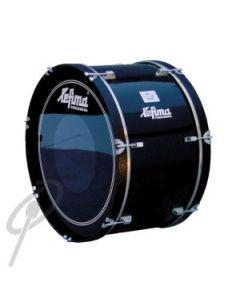 """Lefima 22x14"""" U/L Bass drum - Black"""