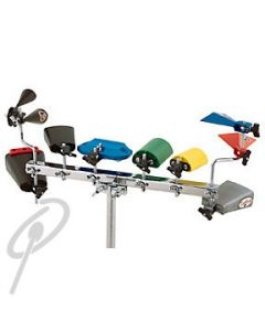 LP Everything Rack - 6 Post Percussion Mount Bar