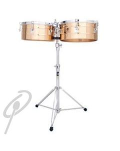 """LP Tito Puente Timbales 13+14"""" Bronze"""