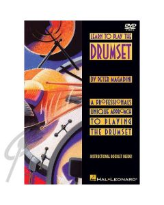 Learn to Play the Drumset with CD