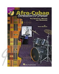 Afro Cuban Coordination For Drumset