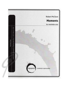 Moments - for solo Marimba