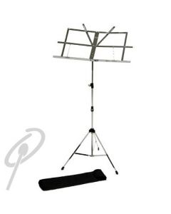 CPK Chrome Music Stand - Sturdy with Bag
