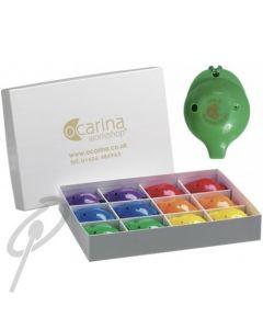 Oc Ocarina Rainbow Starter Box 6-Hole