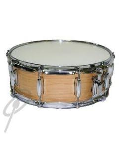 """Optimum 14x5.5"""" snare drum-9ply maple"""