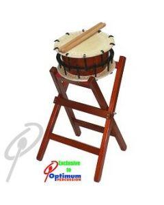 Optimum Taiko Drum - 35cm Shimedaiko Bolt Tuned with Stand