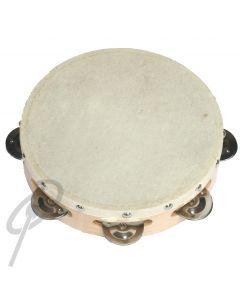 """Optimum 8"""" Tambourine w/ superior Head"""