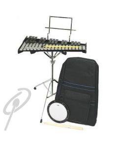 Optimum Glockenspiel - with Bag, Practice Pad & Stand
