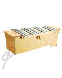 Optimum Alto Metallophone Chromatic Extension
