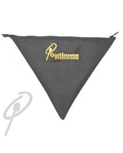 """Optimum 9"""" Triangle Bag- Black"""