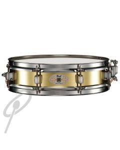 Pearl Piccollo Snare Drum - 13 x 3.5inch Brass