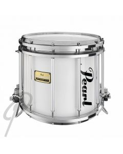 """Pearl 14x12"""" Medalist Pipe Snare White"""