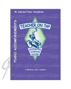 Teacher on Tap - Tenor Saxophone Book 1