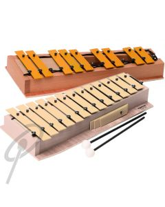 Studio 49 Alto Glockenspiel - Chromatic Extention S1600