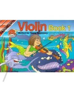 Progressive Young Beginner Violin Bk 1