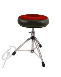 Roc-n-Soc Manual Spindle Round - Red