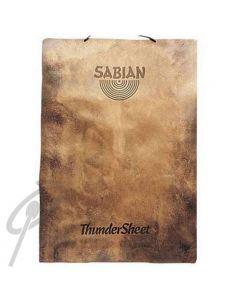 """Sabian 20 x 30 """" Thunder Sheet"""