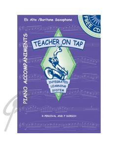 Teacher on Tap - Alto Saxophone Book 2