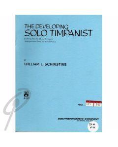 Developing Solo Timpanist
