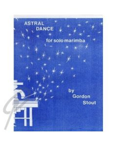Astral Dance for Solo Marimba