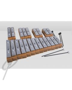 Studio 49 Resonators/Chime Bars - c2-a3 Soprano Chromatic