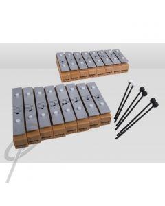 Studio 49 Resonators/Chime Bars - c2-a3 Soprano Diatonic