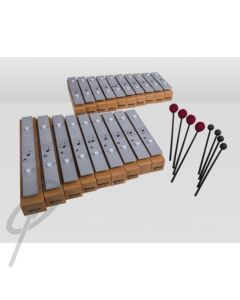 Studio 49 Resonators/Chime Bars - c1-c3 Alto Diatonic