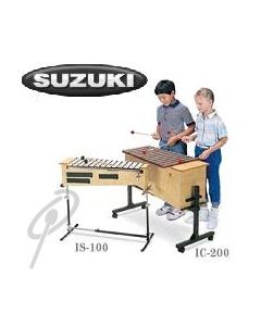 Suzuki Diatonic Xylophone/Metallophone Stand with wheels