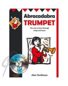 Abracadabra Trumpet (Book/CD)