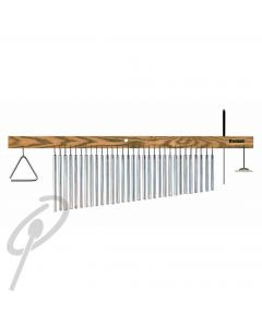 """TreeWorks Chimes 32 Bar w/4"""" Triangle & Finger Cymbal"""