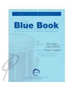 Blue Book: A Test Guide for the Modern Percussionist