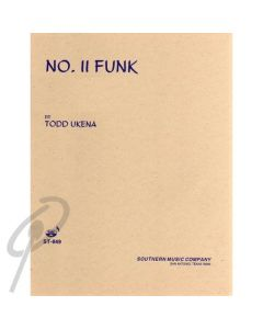 Funk No 2 for Solo Drumset