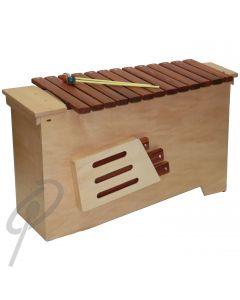 Optimum Bass Xylophone C-a 16 notes