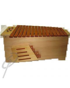 Optimum Bass Xylophone 2oct C-c 19 notes