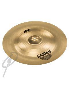 "Sabian 18"" XSR Chinese cymbal"