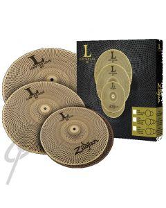 "Zildjian L80 Low Volume Cyms 14/16/18"""